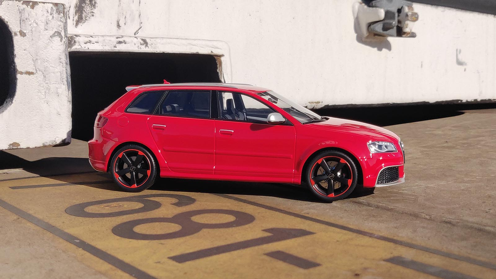 Audi RS3 8p DNA Collectibles