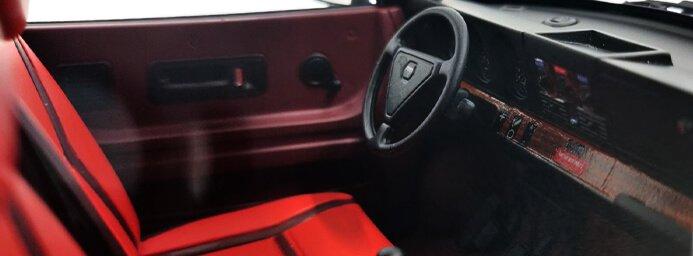 Saab 99 Turbo 6