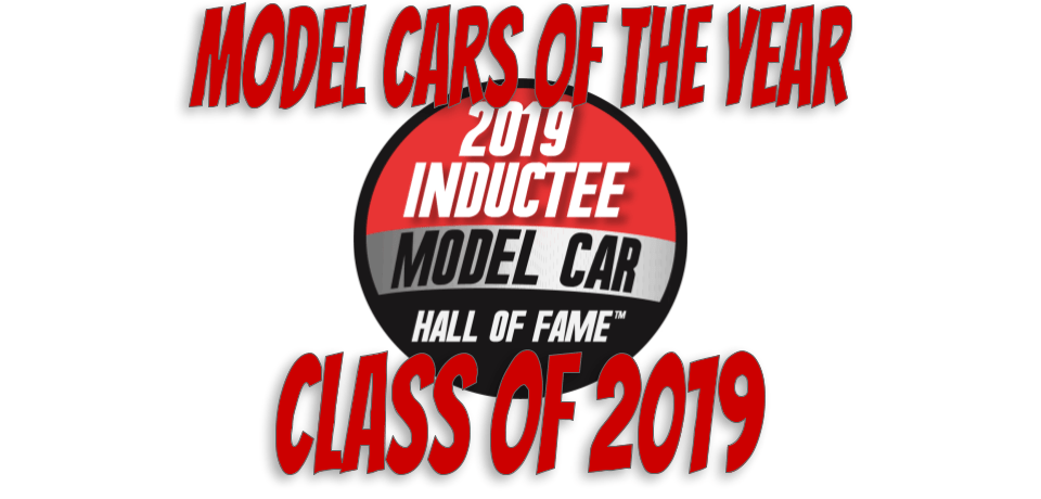 Model Car Hall of Fame 2019 Inductee Volvo P1800 DNA Collectibles