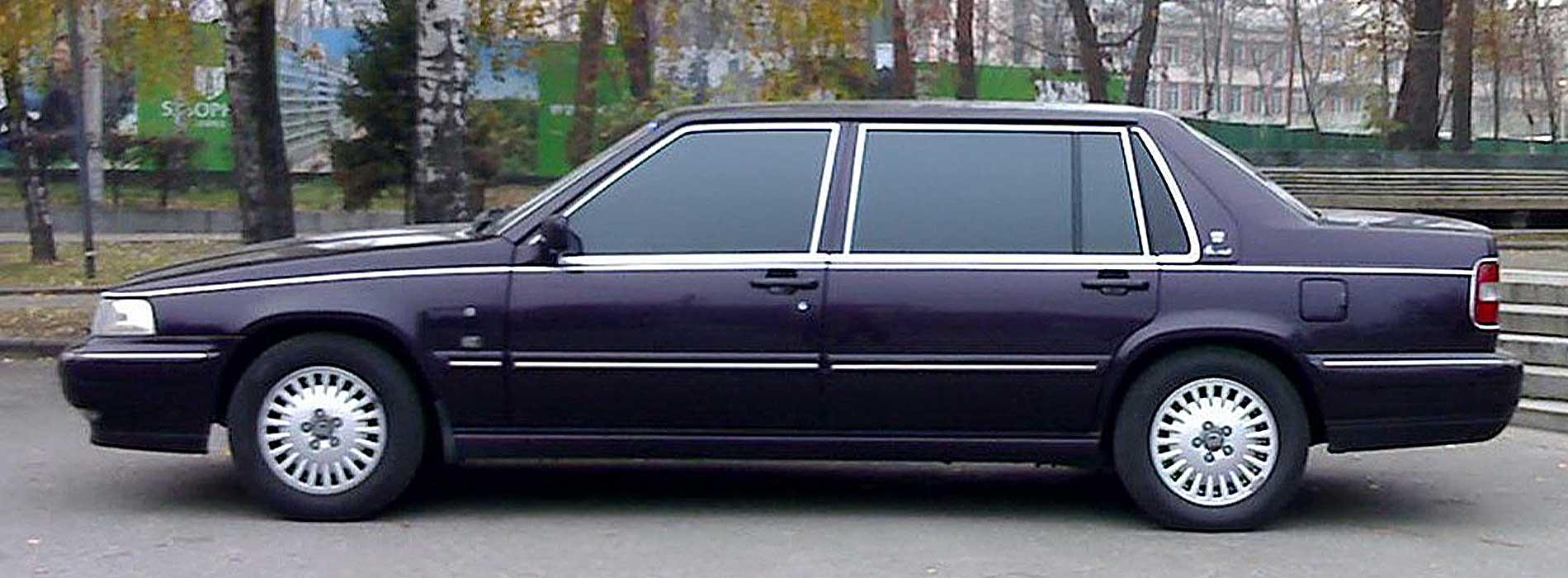 Volvo S90 Royal
