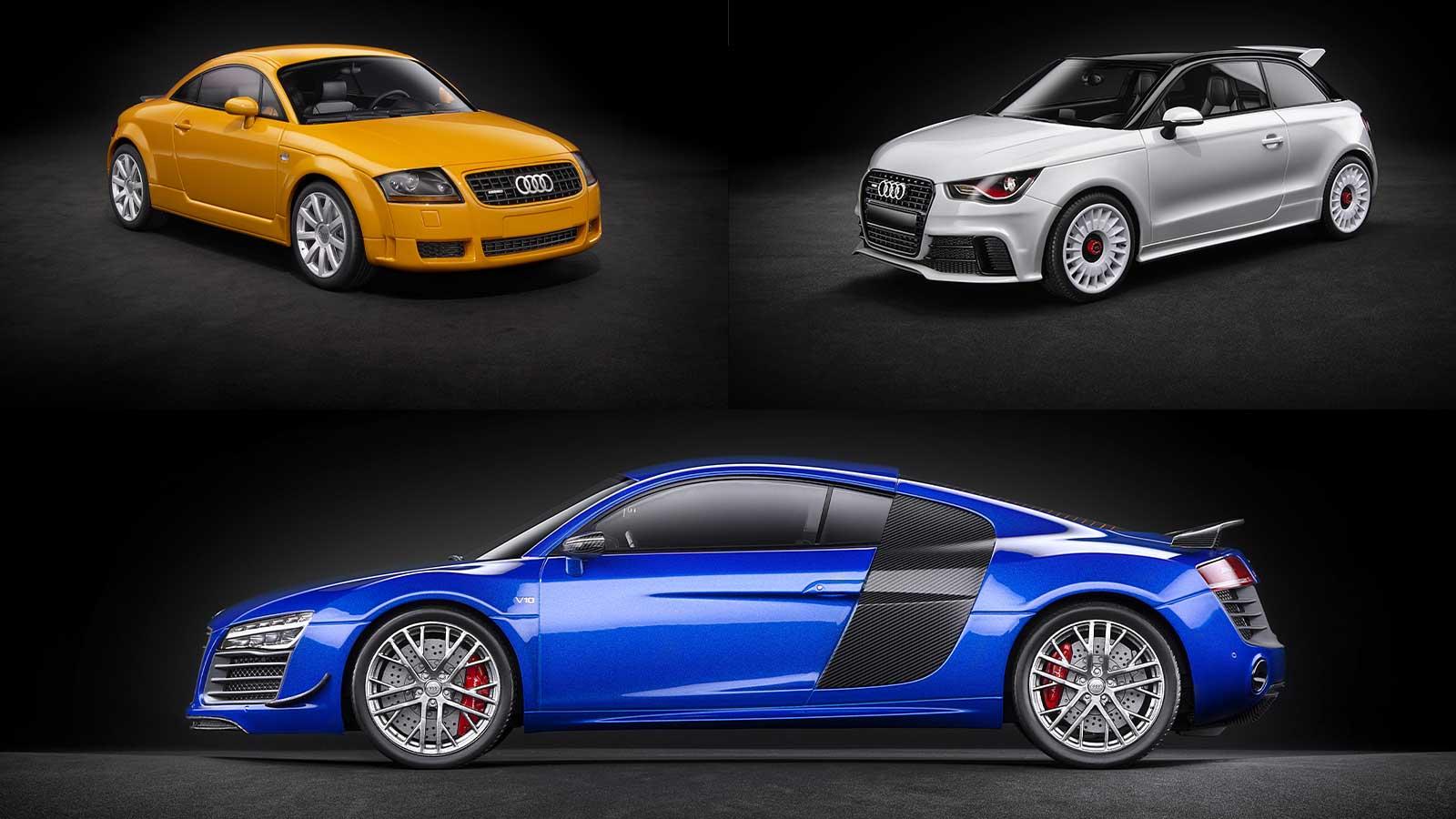 Audi cars blog