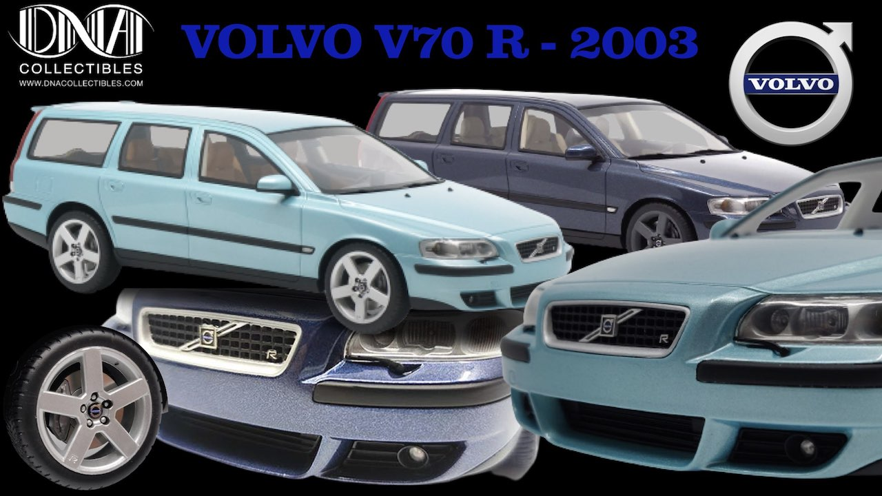 Volvo V70 R 2003 blog