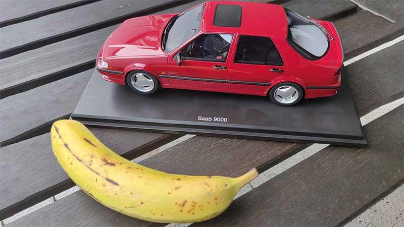 Saab 9000 dna collectibles